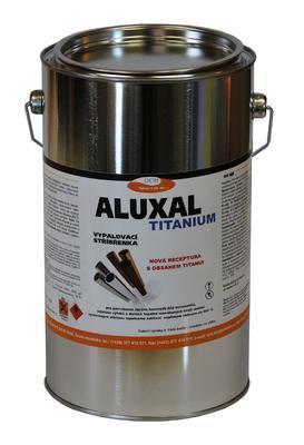 Vypalovací stříbřenka Aluxal TITANIUM 8kg - 1