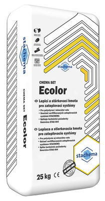 CHEMA SET Ecolor 25kg - 1