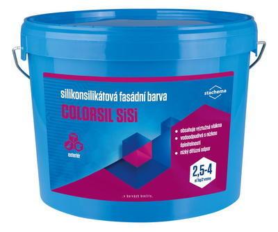 COLORSIL SiSi báze A 3,5kg - 1