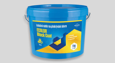 ECOLOR BLOCK COAT 4kg - 1