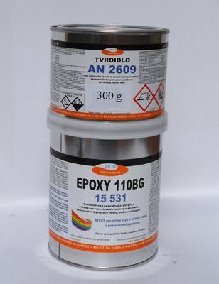CHS-EPOXY 531 / Epoxy 110 BG 15 s Tvrdidlem AN 2609, souprava 1 kg