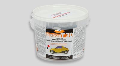 Nestékavý tmel Eprosin T 30, souprava 415 g - 1