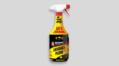 FungiSPRAY - bezchlorový citrus 0,5 l spray - 1