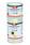 GLUEPOX RAPID F, rychlé nestékavé epoxidové lepidlo, bahama, set 1,45 kg - 1/4