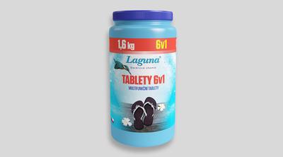 Laguna tablety 6 v 1  1,6 kg - 1