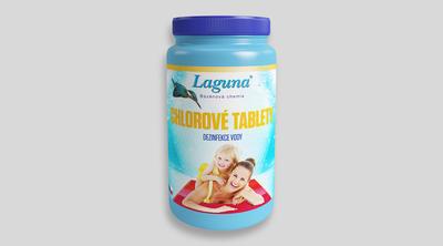 Laguna chlorové tablety 1 kg - 1