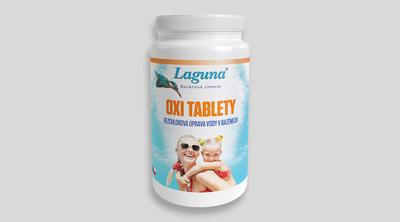 Laguna OXI tablety 1kg - 1