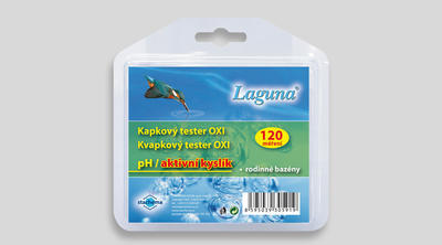 Laguna tester OXI kapkový 120