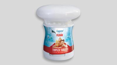 Laguna Triplex tablety PLOVÁK 0,72 kg - 1