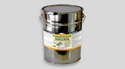 SINEPOX S 2636 BE0110 (šedá) - set 5 kg - 1
