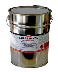 Epoxidová mezivrstva na kovy LAS 2636 0110 (šedá) 10kg