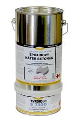 Epoxidová barva na beton LAS 2636 BE 0110 (šedá) set 1,2 kg