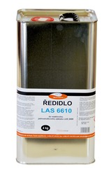 Ředidlo LAS 6610 pro reaktivní základ - 4kg