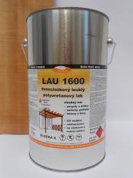 Polyuretanový lak LAU 1600, lesklý nežloutnoucí 4kg  - 1