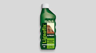 Lignofix E-Profi zelený 1 kg - 1