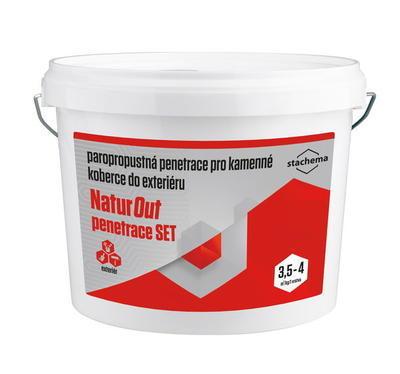 NaturOut penetrace SET - 1,73kg (složky A,B,C) - 1