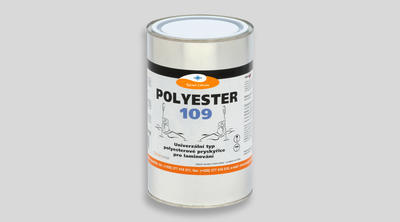 Polyester 109, souprava 520 g - 1