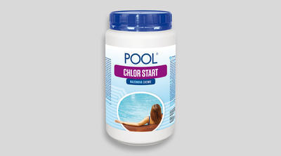 POOL Laguna chlor start 0,9 kg - 1