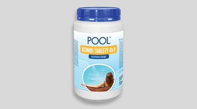 POOL Laguna KOMBI tablety 4 v 1 1 kg - 1