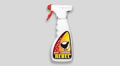 Rebel čmelíkostop 250 ml - 1
