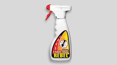 Rebel k hubení lezoucího hmyzu 500 ml
