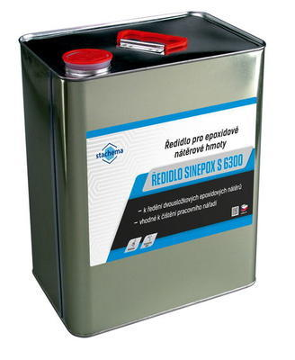 Ředidlo pro epoxidové barvy S6300 9kg - 1