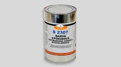Epoxidový základ na kov, profi S 2307 zinek, 2 kg