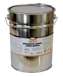 Epoxidový podklad S 2311 0100 (bílý),SET4,5kg