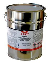Epoxyesterový základ na kov S 2357, zinek, 20 kg
