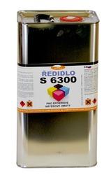 Ředidlo pro epoxidové barvy S6300, 4kg