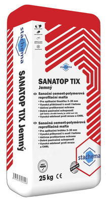 Sanatop Tix jemný 25kg - 1