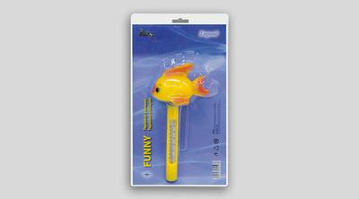 Teploměr plovoucí - zvířátka FUNNY 3013