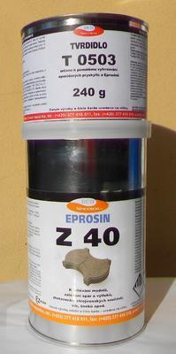 Eprosin Z 40 s T 0503, souprava 1,24 kg - 1