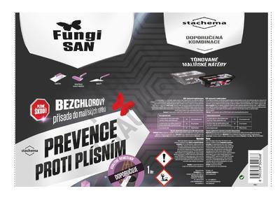 FungiSAN - bezchlorový 5 l - 2