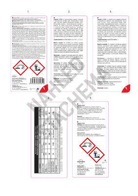 Lignofix E-Profi bezb. 5 kg - 2