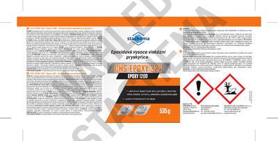 CHS-EPOXY 324 / Epoxy 1200, souprava 110 g - 2
