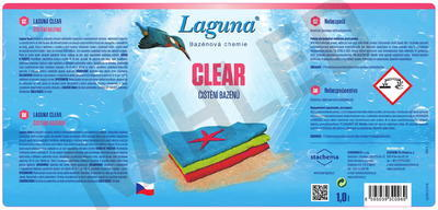 Laguna Clear spray 0,5 l - 2