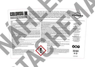 COLORSIL M báze A 1,2kg - 2