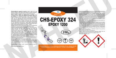 CHS-EPOXY 324 / Epoxy 1200, souprava 268 g - 2