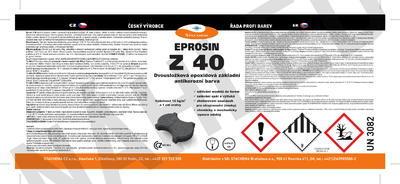 Eprosin Z 40, 10kg - 2