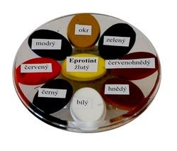 Pigmentová pasta Eprotint, černá, 200g - 2