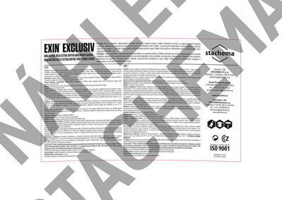 EXIN EXCLUSIV 4kg - 2