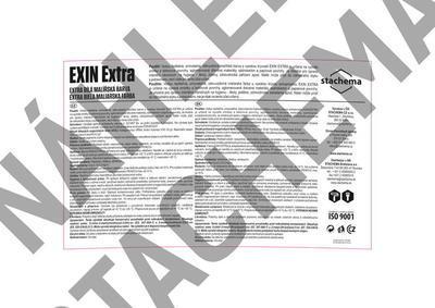 EXIN EXTRA 7,5kg - 2