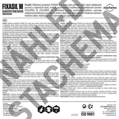 FIXASIL M 10l - 2