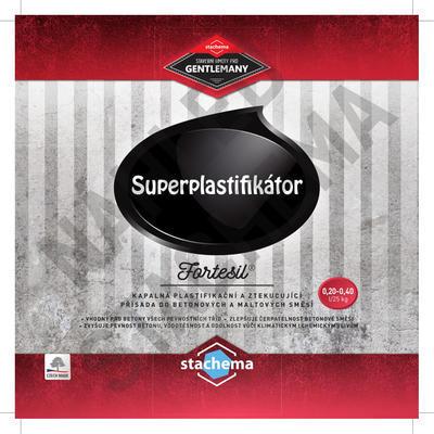FORTESIL - superplastifikátor 5 l - 2