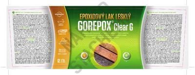 GOREPOX CLEAR G - set 8 kg - 2