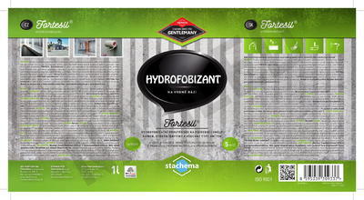 FORTESIL hydrofobizant 1l - 2