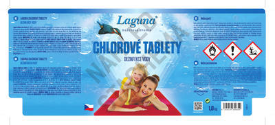 Laguna chlorové tablety 1 kg - 2