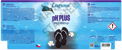 Laguna pH plus 0,9 kg - 2