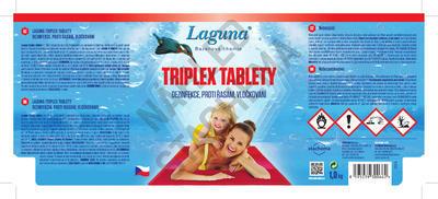 Laguna Triplex tablety 10 kg - 2